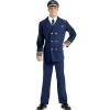 Airline Pilot Adult Costume